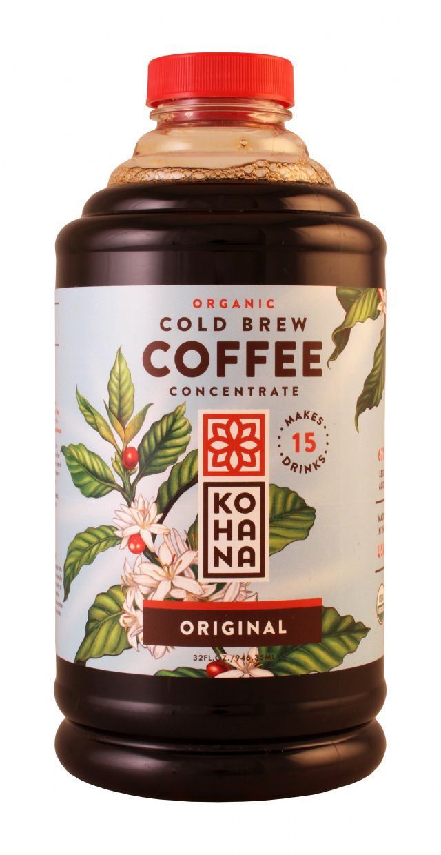 Kohana Cold Brew: Kohana Orig Front