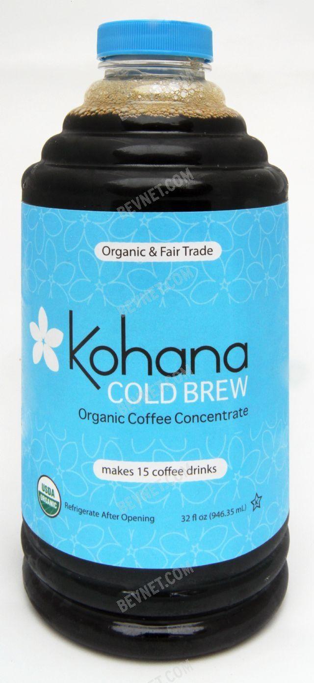 Kohana Cold Brew: