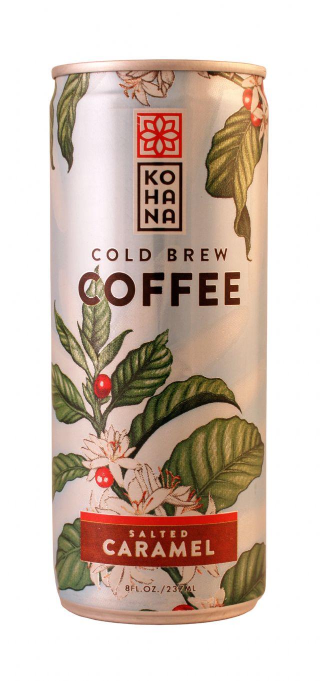 Kohana Cold Brew: KOHANA Caramel Front