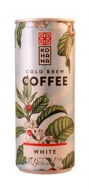 Kohana Cold Brew: KOHANA White Front