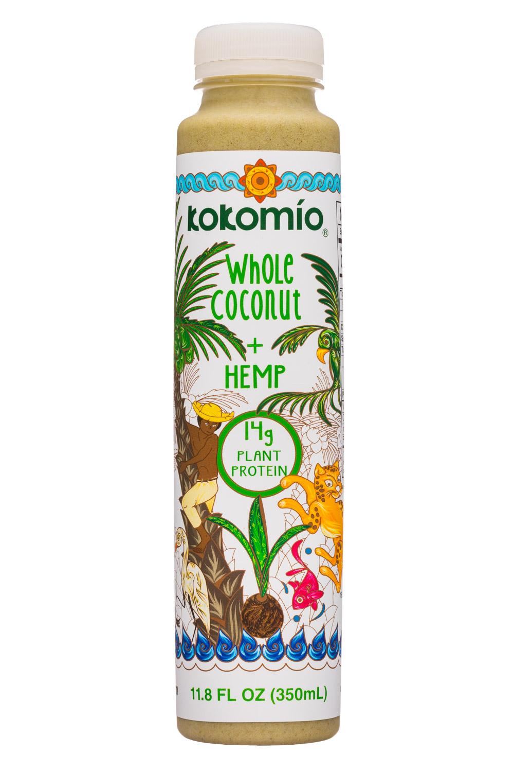 Whole Coconut + Hemp