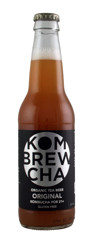 KomBrewCha: KomBreCha Original Front