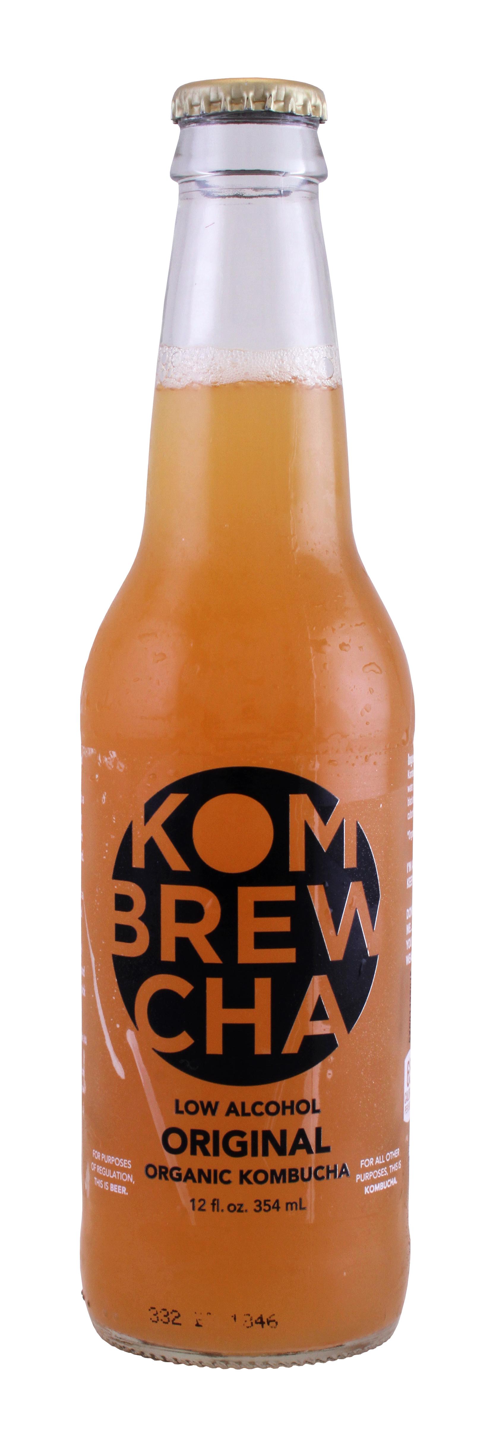 KomBrewCha: KomBrewCha Original Front