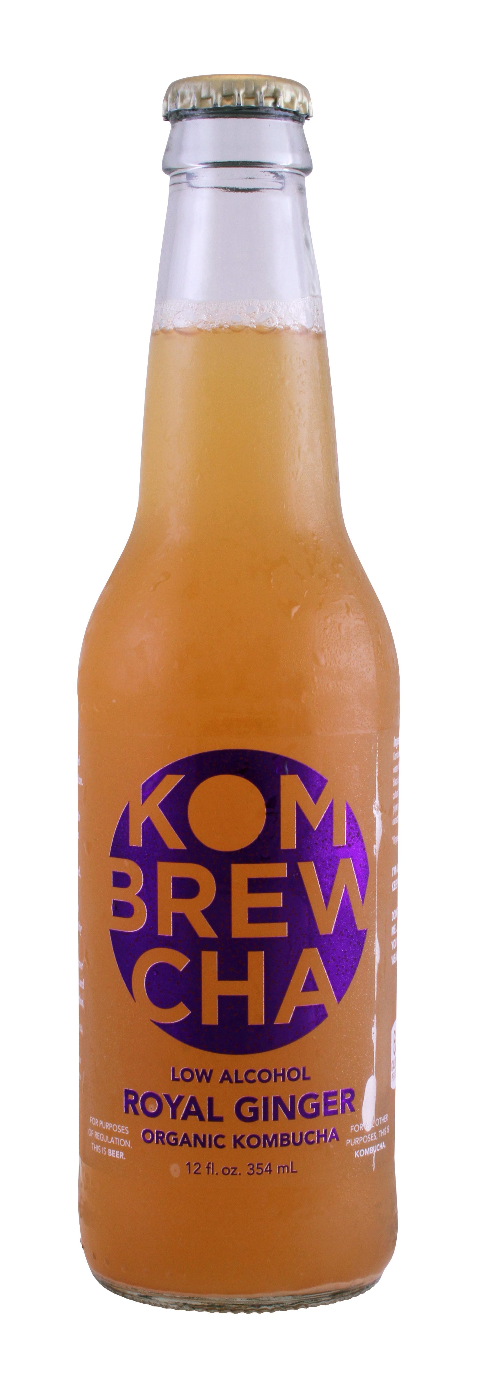 KomBrewCha: KomBrewCha Royal Front