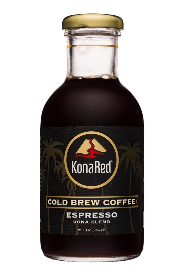 Kona Red: KonaRed-12oz-ColdBrew19-Espresso-Front