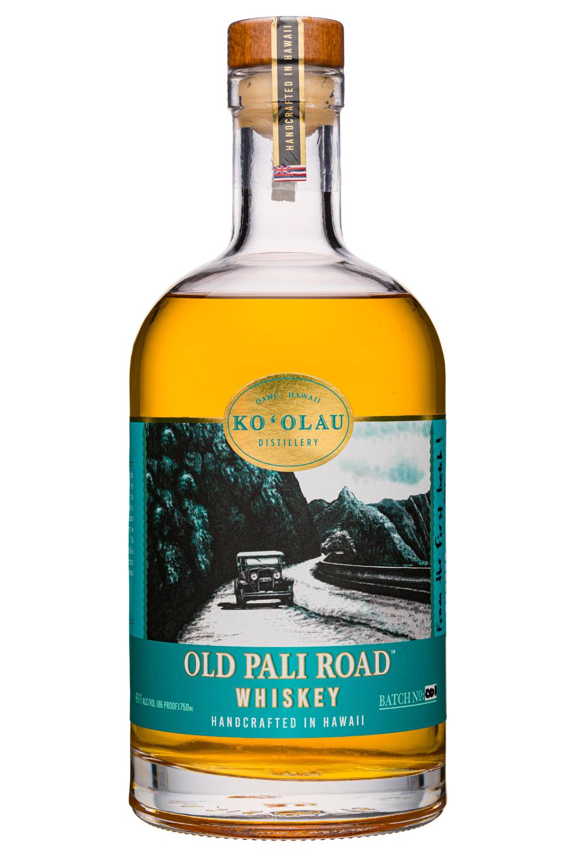 Ko'olau Distillery: KoOlau-750ml-OldPaliRoad-Whiskey