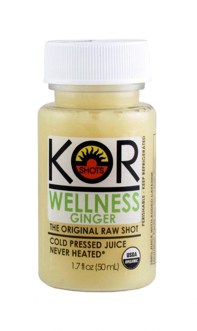 Kor Shots: KOR WellGING Front