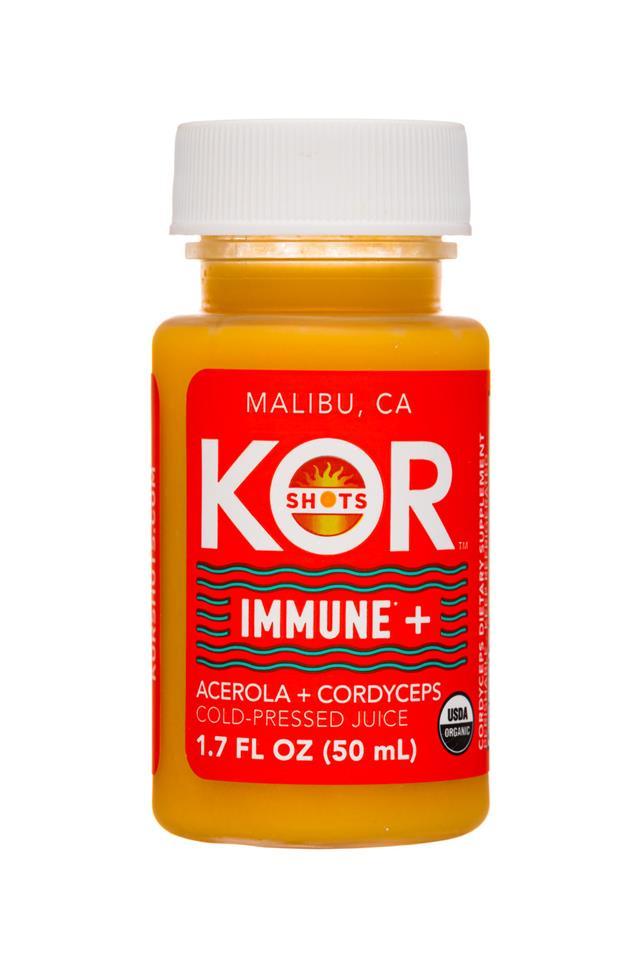 Kor Shots: Kor-2oz-Shot-Immune-Front