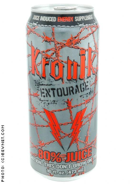 Kronik Energy: kronik_entourage.jpg