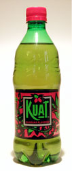 Kuat Guarana Flavored Soda
