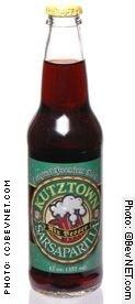 Kutztown Sodas: kutztown-sarsaparilla.jpg