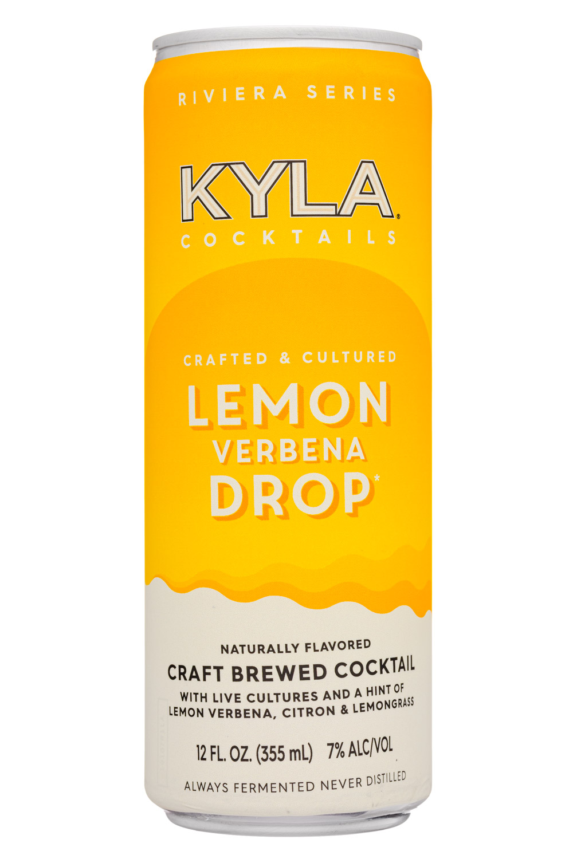 Lemon Verbena Drop