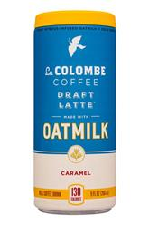 Caramel - Draft Latte made with Oatmilk