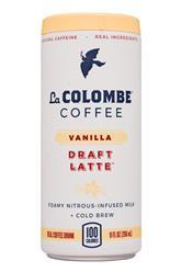 Vanilla Draft Latte (2019)