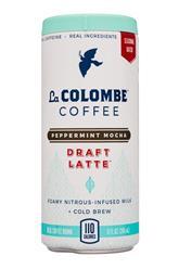 Peppermint Mocha Draft Latte (2019)