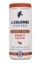 Coconut Mocha Draft Latte (2019)