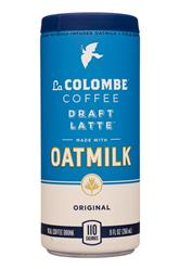Original - Draft Latte made with Oatmilk