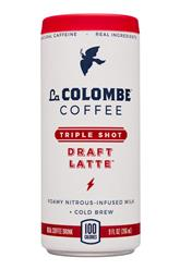 Triple Shot Draft Latte (2019)