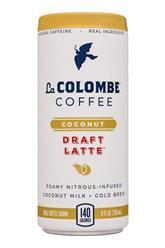 Coconut Draft Latte (2019)