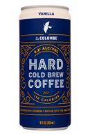 La Colombe Hard Cold Brew Coffee: LaColombe-9oz-HardColdBrew-Vanilla