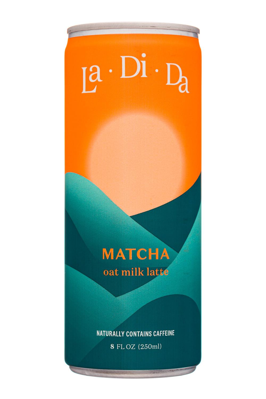 Matcha - Oat Milk Latte