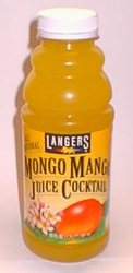 Mongo Mango Juice Cocktail