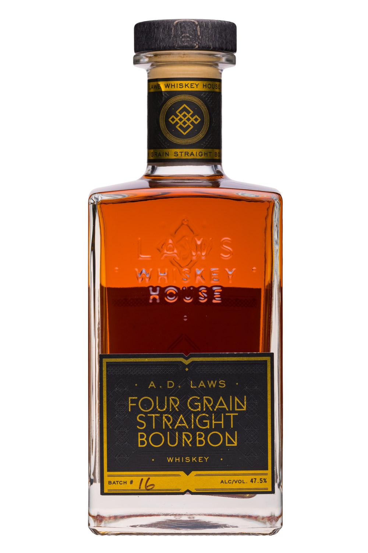 Four Grain Straight Bourbon