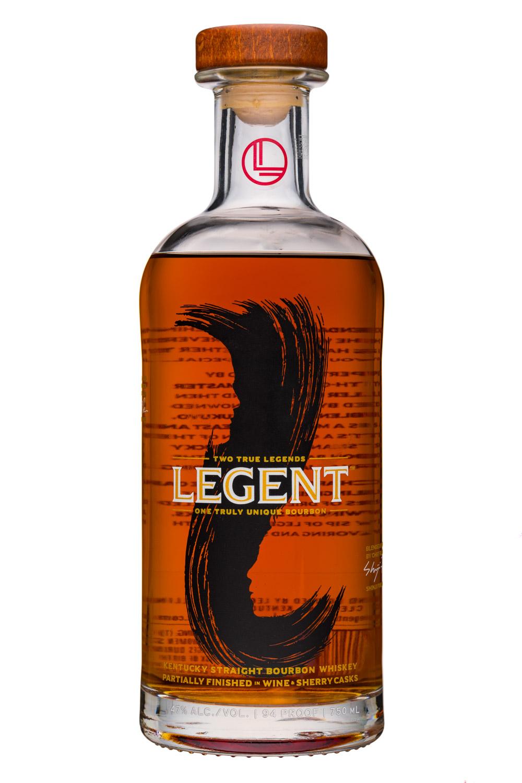Legent Bourbon: Legent-750ml-Bourbon