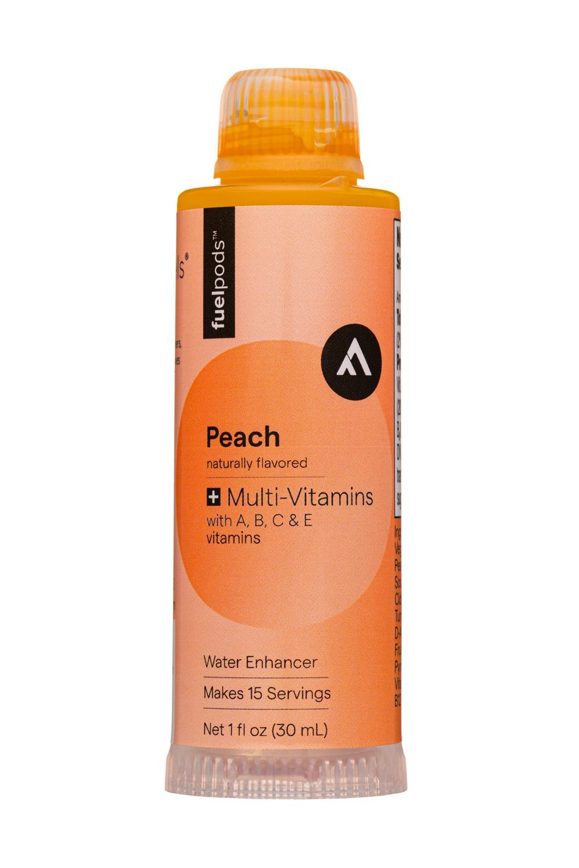 Peach - Water Enhancer