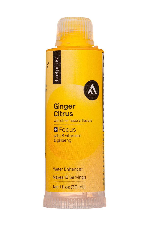 Ginger Citrus - Water Enhancer