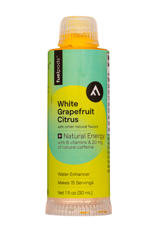 White Grapefruit Citrus - Water Enhancer