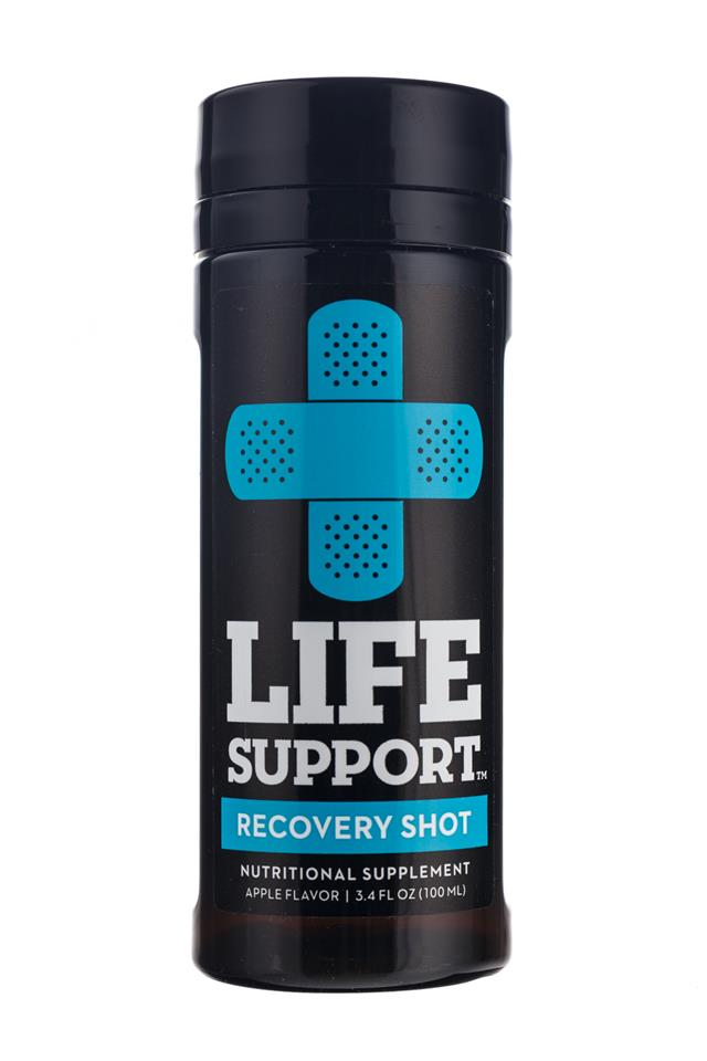 Life Support: LifeSupport-RecoveryShot-Front