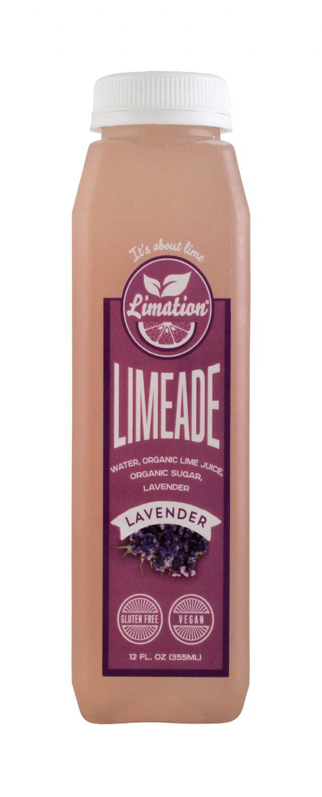 Limation: Limeade Lavender Front