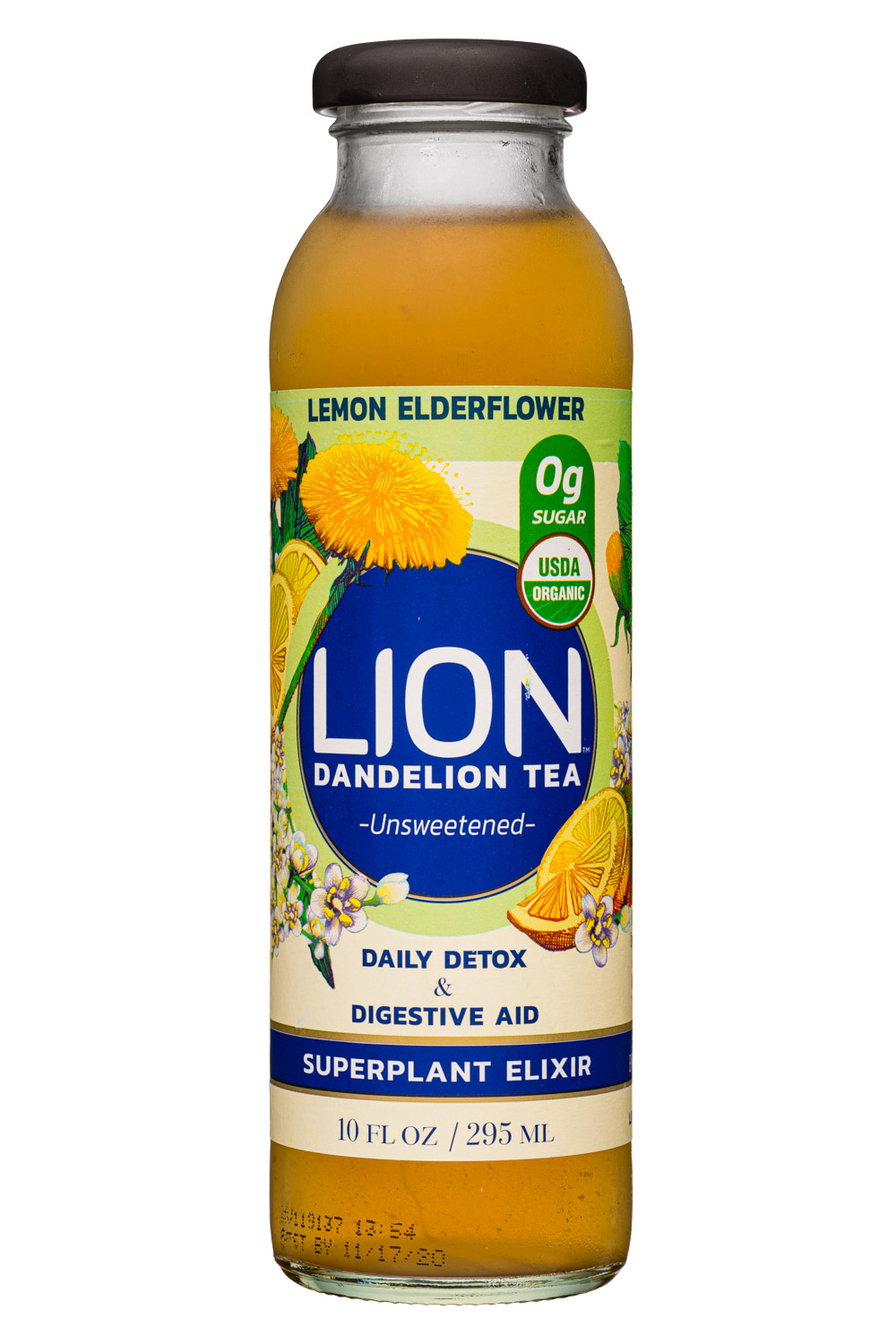 Lemon Elderflower