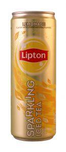 Lipton Sparkling Iced Tea: Lipton SparkLem Front