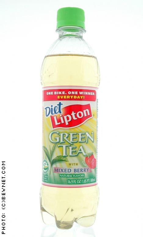Lipton Green Teas: liptondietgreenberry.jpg