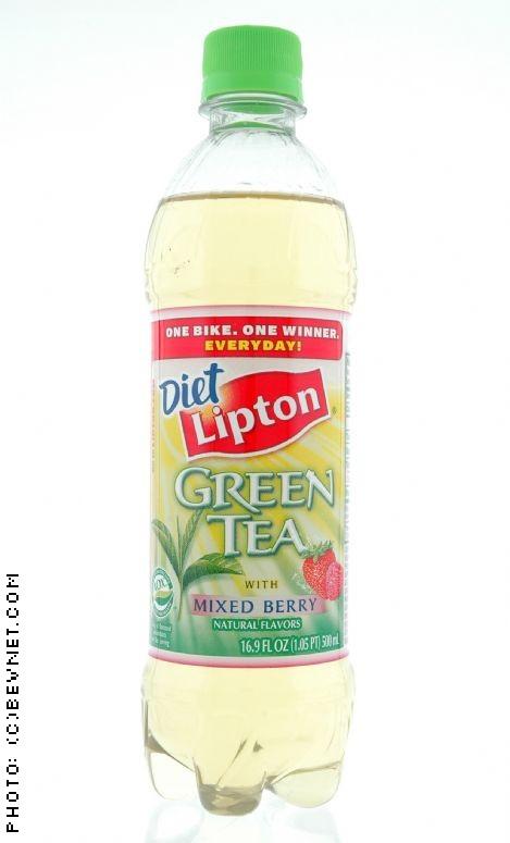 Lipton Green Teas: liptondietgreenberry.jpg