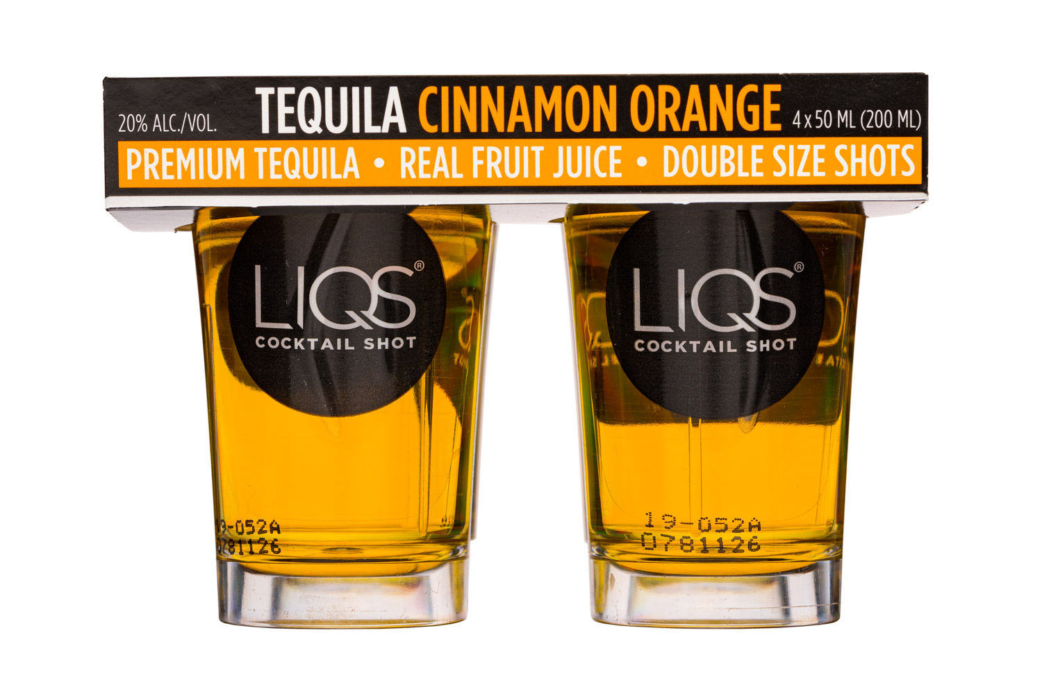 Tequila Cinnamon Orange