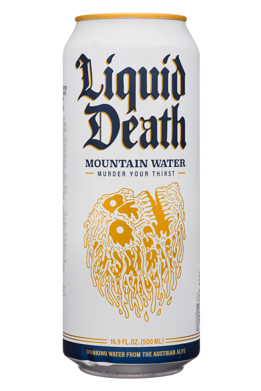 Liquid Death - Mountain Water