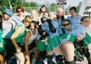 Derby Dolls Ask for the Flask