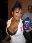 Felony Melanie Asks for the Flask