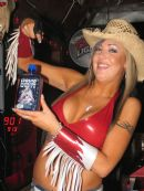 Cowgirls Ask for the Flask!