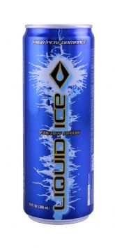 Liquid Ice Blue 12 oz