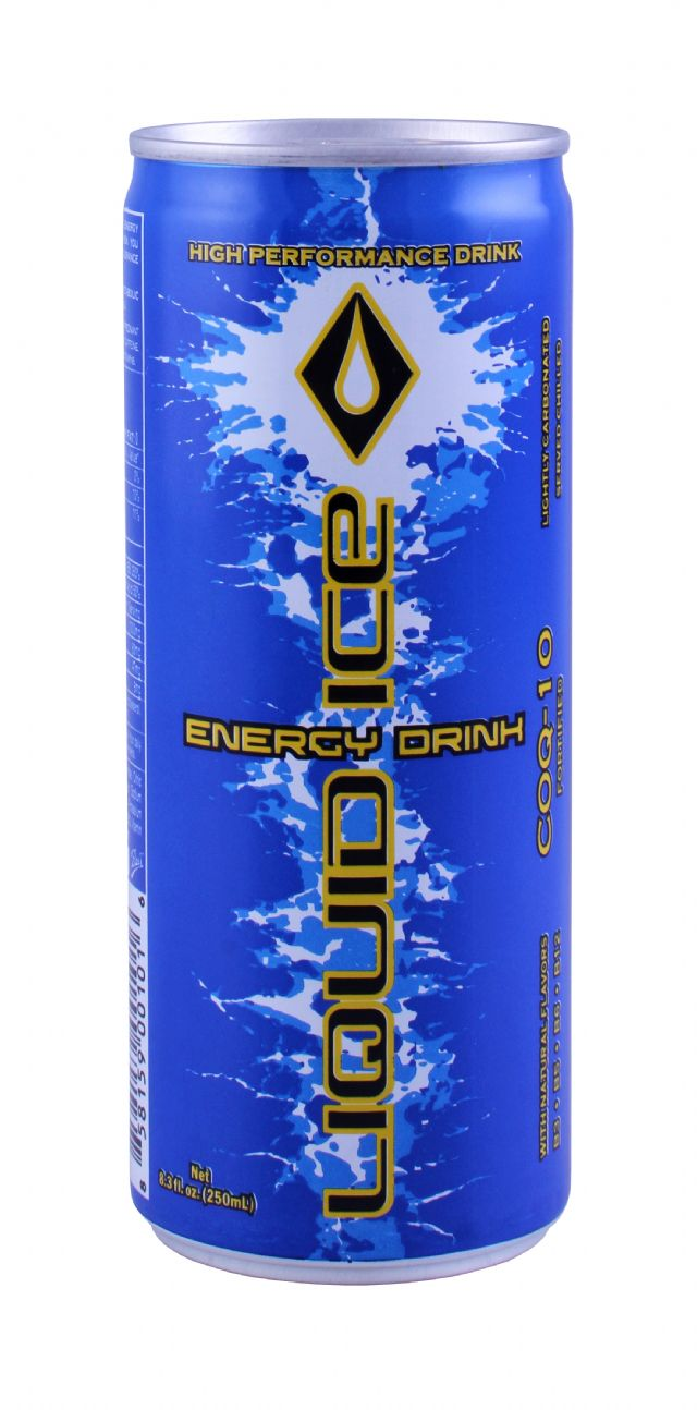 Liquid Ice: LiquidIce Energy sm Front
