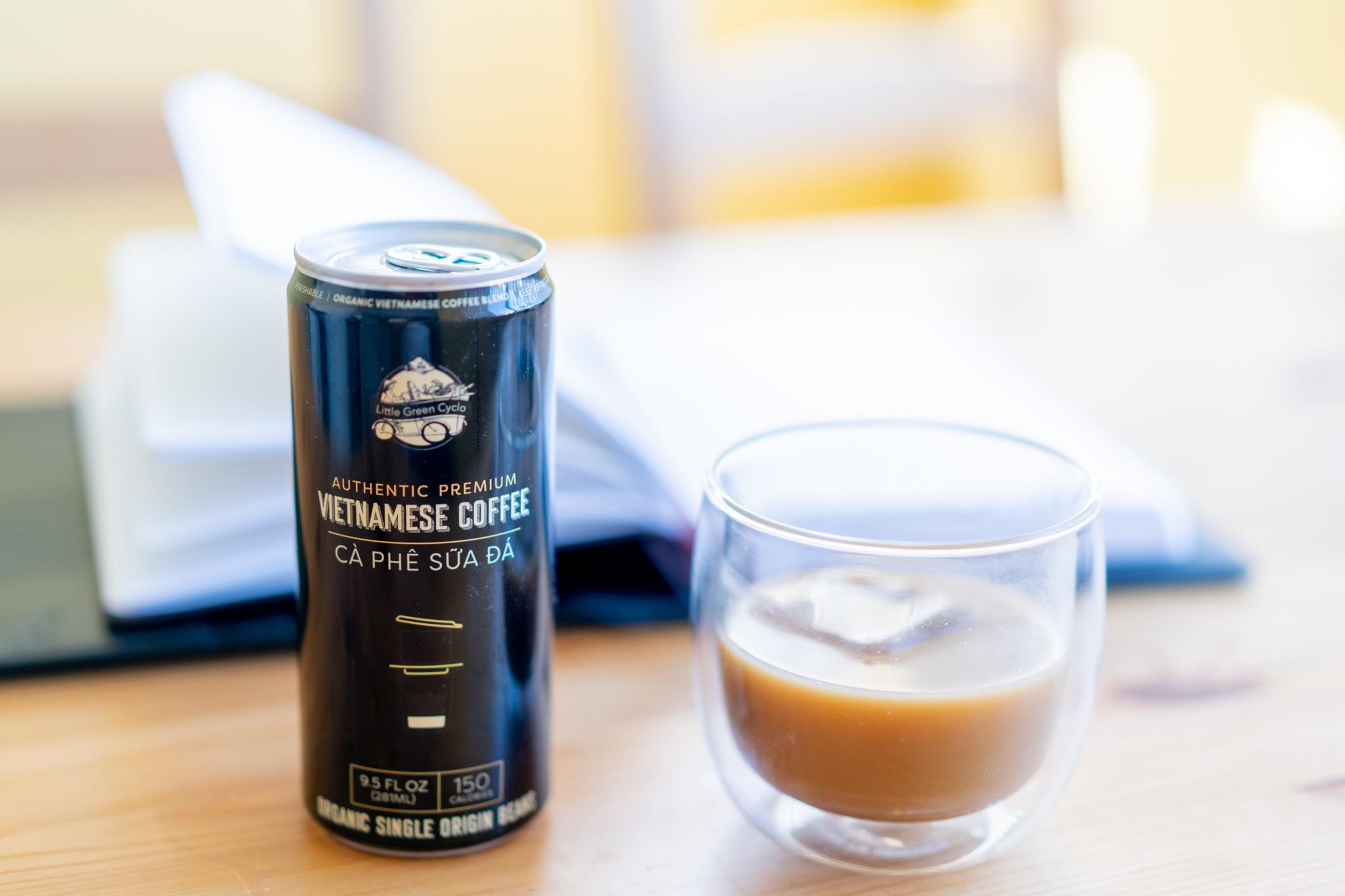Classic Vietnamese Coffee