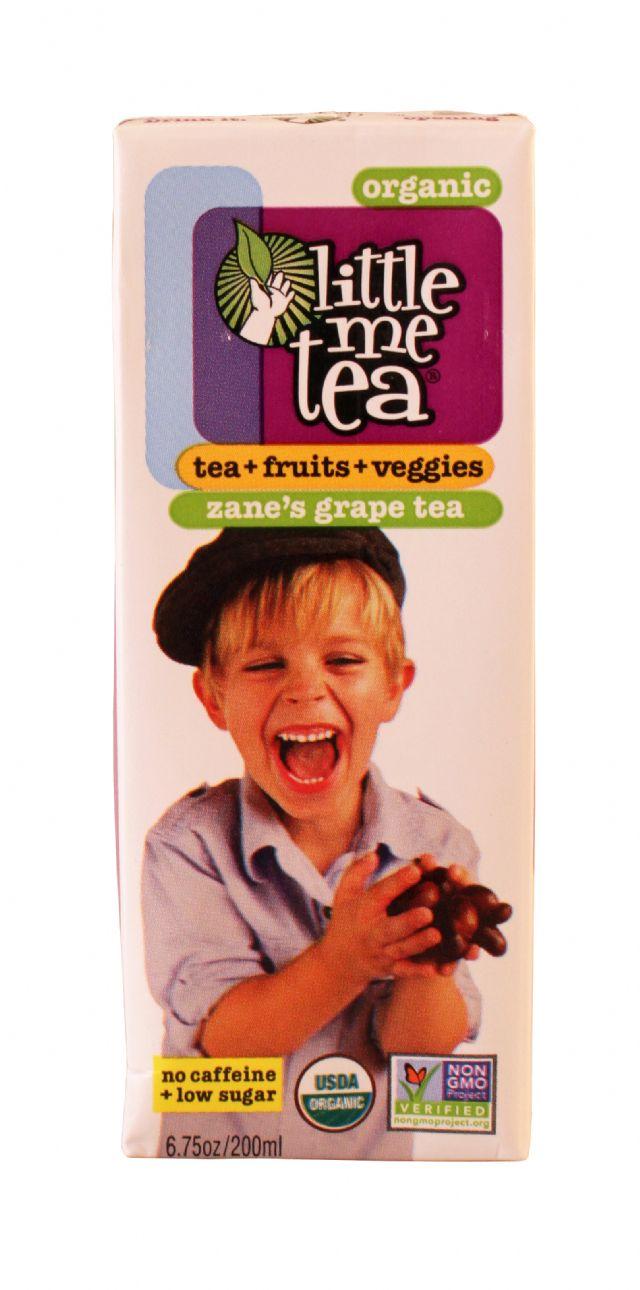 Little Me Tea: LittleMEtea GrapeTea Front