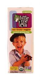 Little Me Tea: LittleMEtea GrapeTea Front