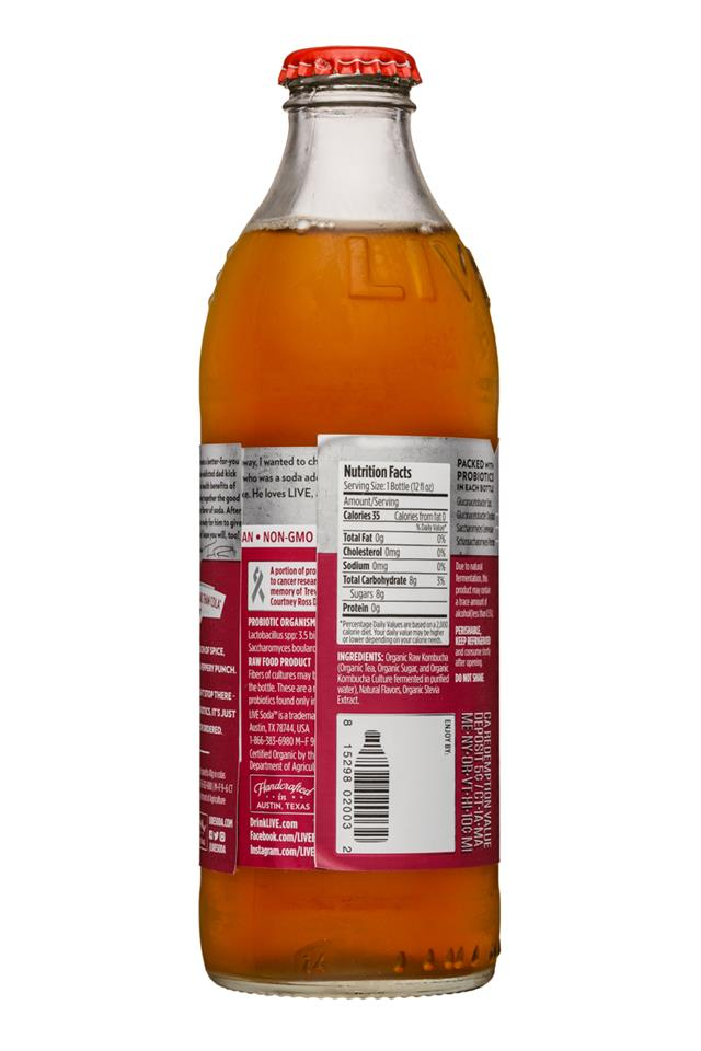 Live Soda Kombucha: Live-RawSoda-12oz-Kombucha-Doctor-Facts