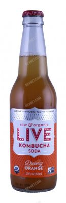 Live Soda Kombucha: