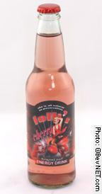 Lolli's Cherry Pop Sparkling Energy Drink